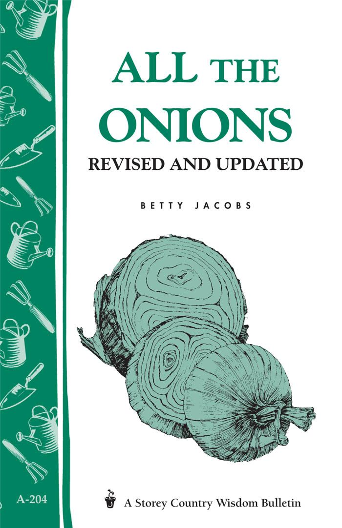 All the Onions By: Betty E. M. Jacobs