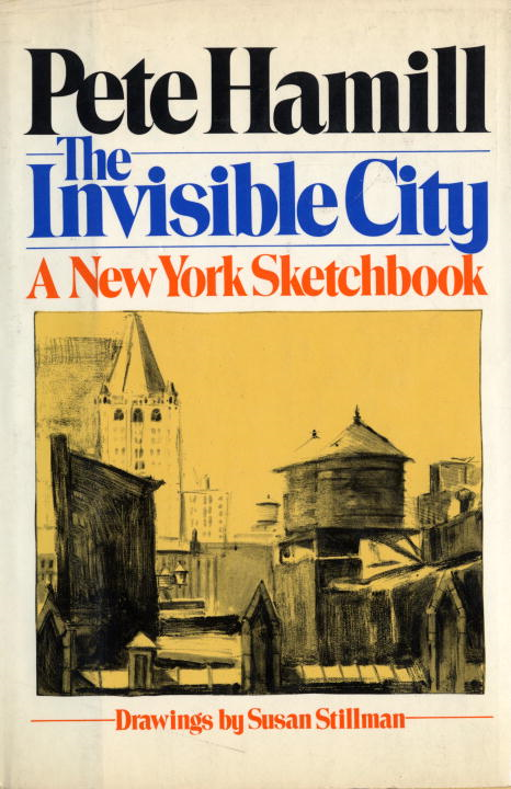 Cover Image: The Invisible City
