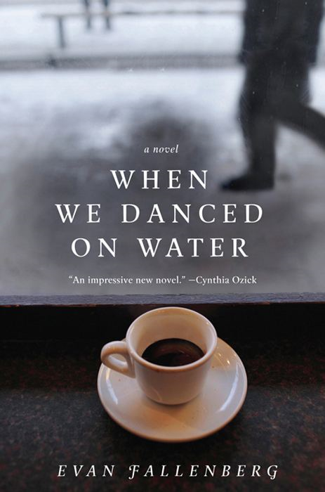 When We Danced on Water: A Novel By: Evan Fallenberg