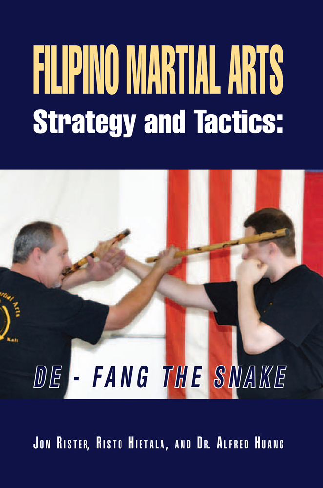 Filipino Martial Arts Strategy and Tactics