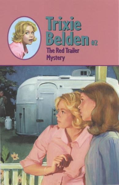 The Red Trailer Mystery By: Julie Campbell