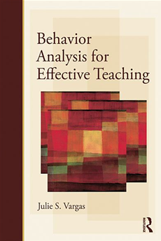 Applied Behavior Analysis for Effective Teaching