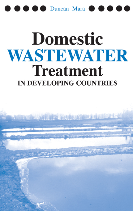 Domestic Wastewater Treatment in Developing Countries