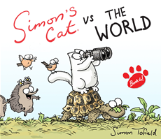 Simon's Cat vs. The World!