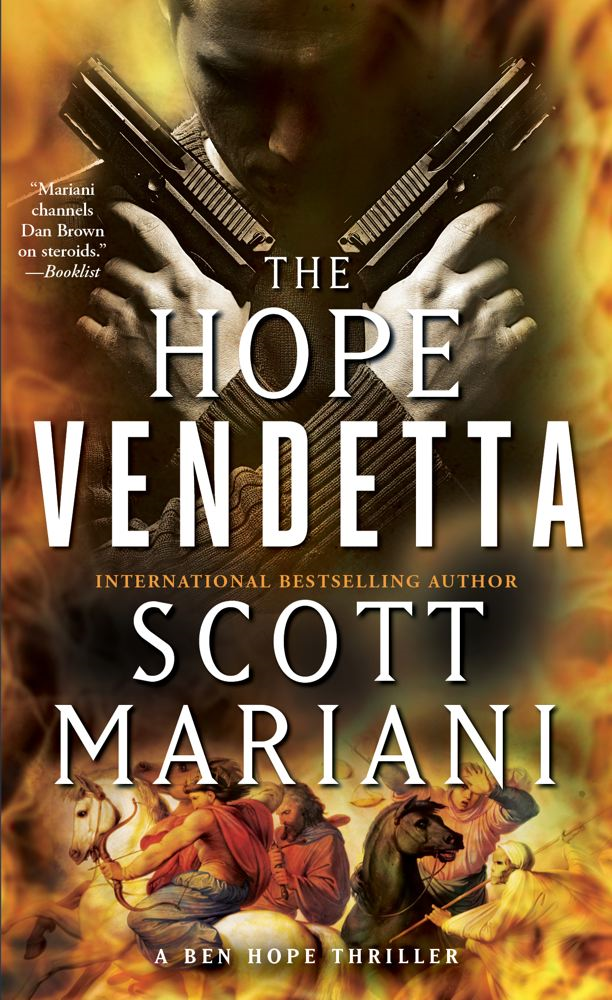 The Hope Vendetta By: Scott Mariani