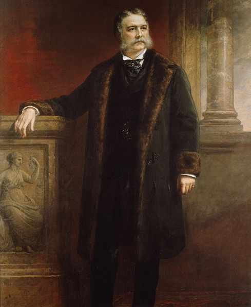 State Of The Union Addresses Of Chester A. Arthur