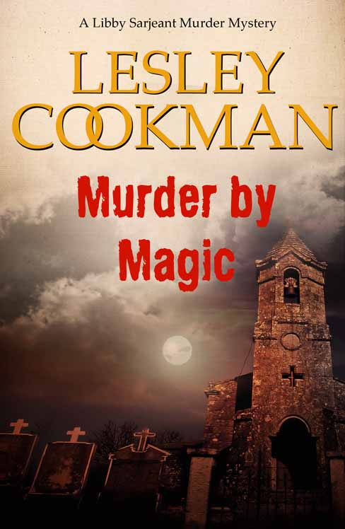 Murder by Magic By: Lesley Cookman