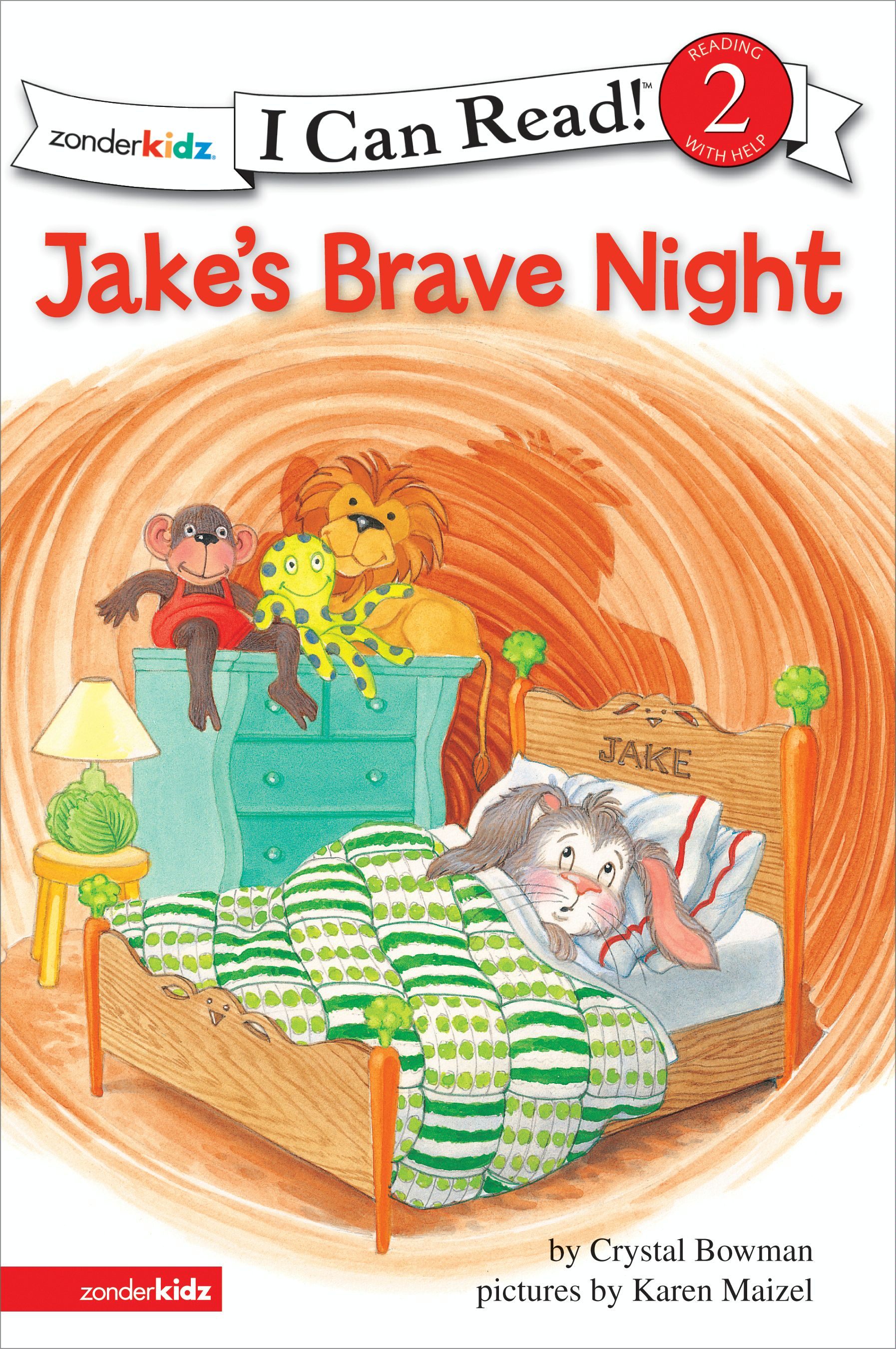 Jake's Brave Night By: Crystal   Bowman