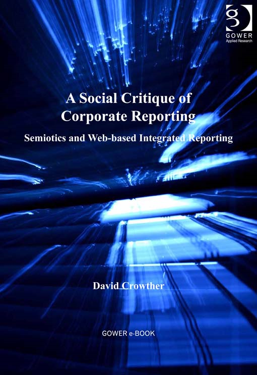 A Social Critique of Corporate Reporting
