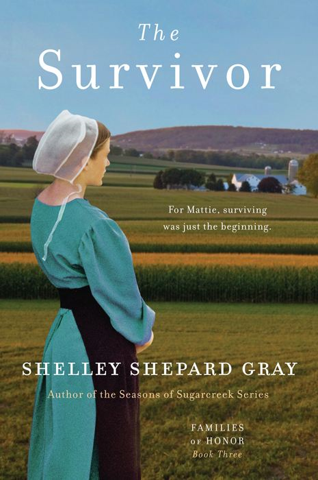 The Survivor By: Shelley Shepard Gray