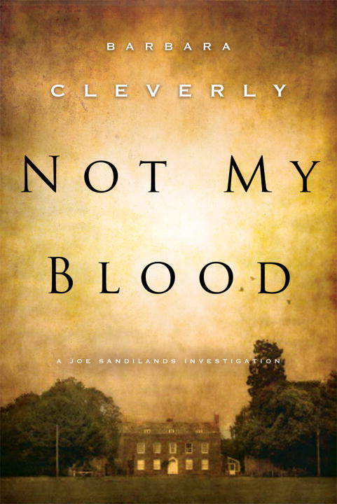 Not My Blood By: Barbara Cleverly