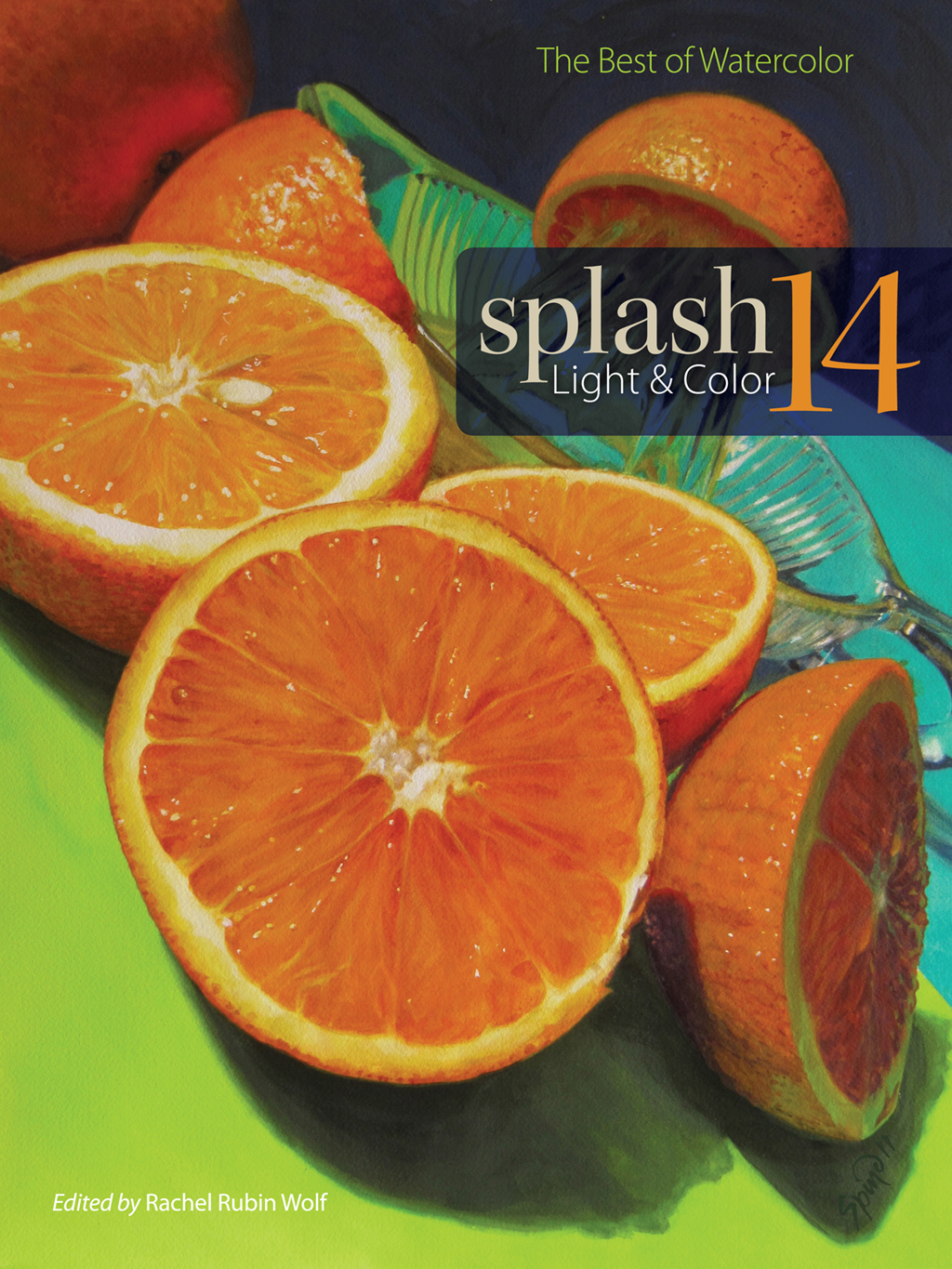 Splash 14 - The Best of Watercolor Light & Color