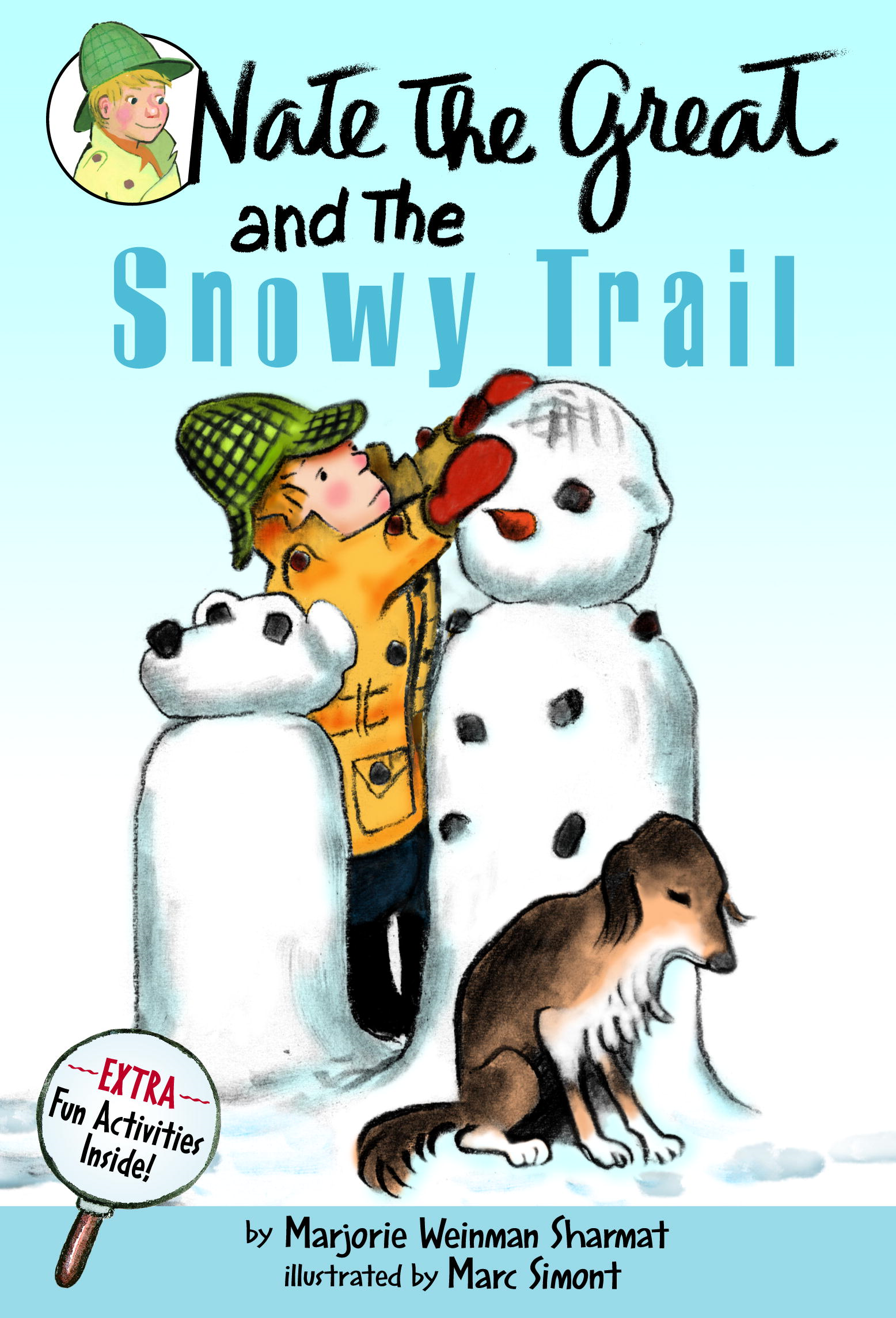 Nate the Great and the Snowy Trail By: Marjorie Weinman Sharmat,Marc Simont