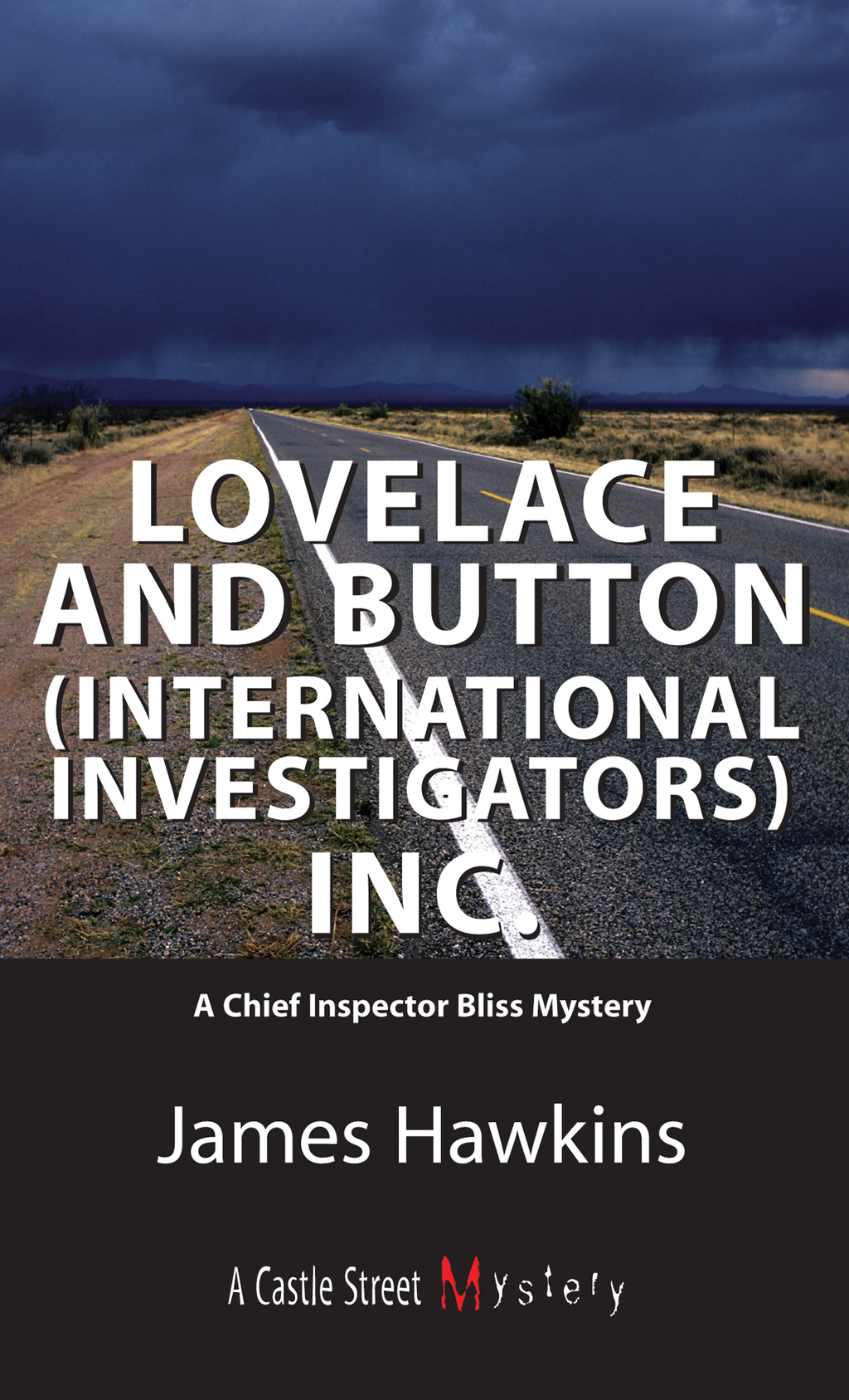 Lovelace and Button (International Investigators) Inc. By: James Hawkins