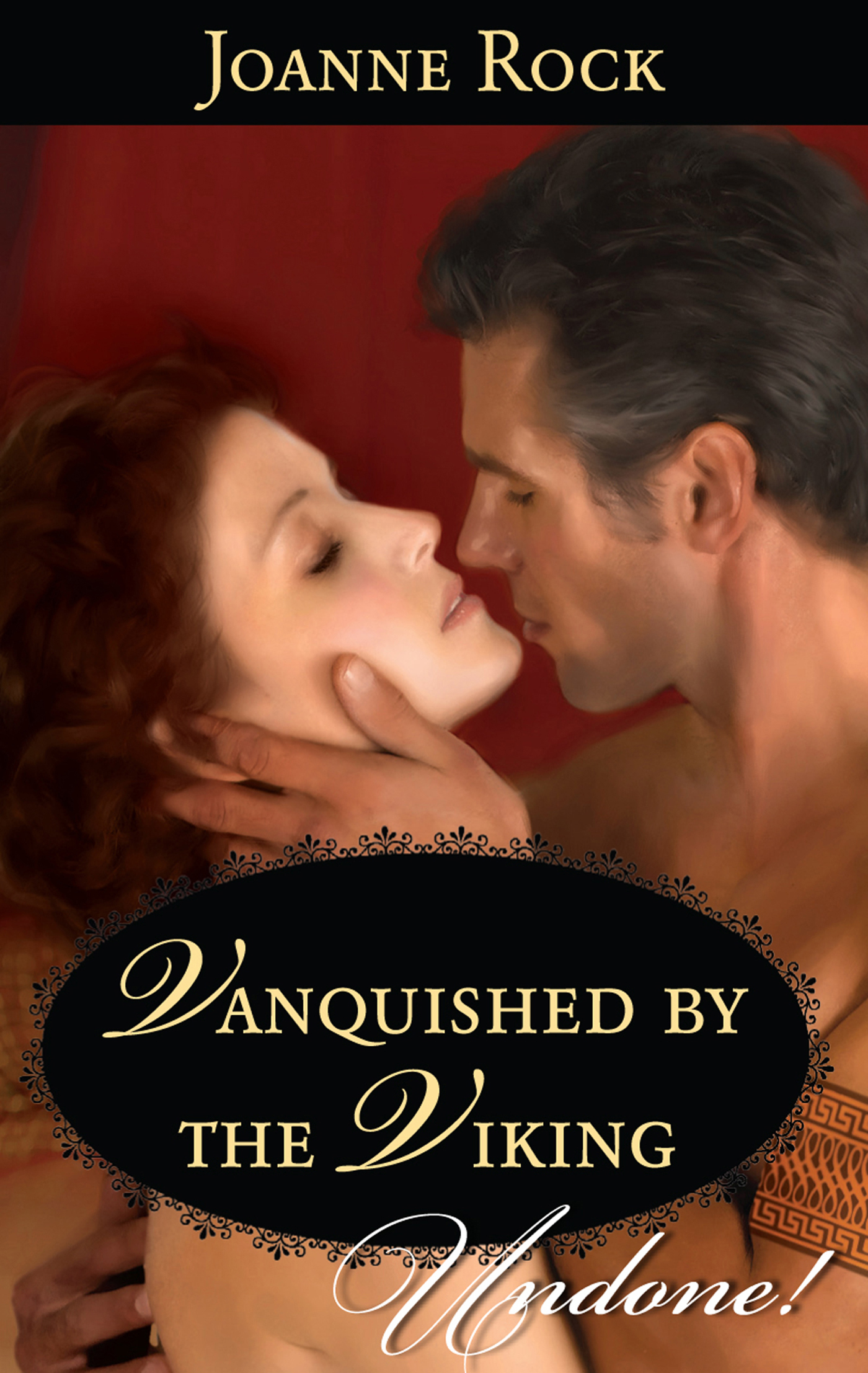 Book Cover: Vanquished by the Viking (Mills & Boon Historical Undone)