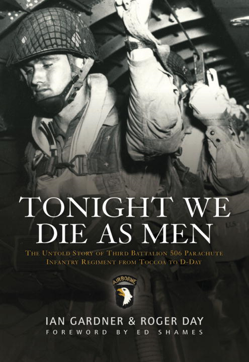 Tonight We Die As Men PB By: Ian Gardner
