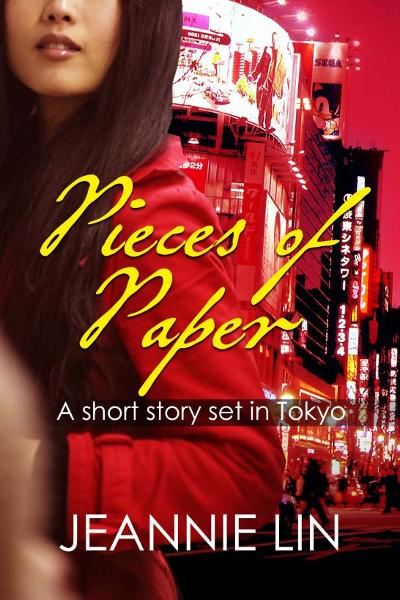 Pieces of Paper: A short story set in Tokyo