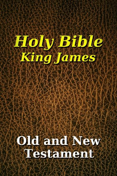 King James Holy Bible By: Simon Abram