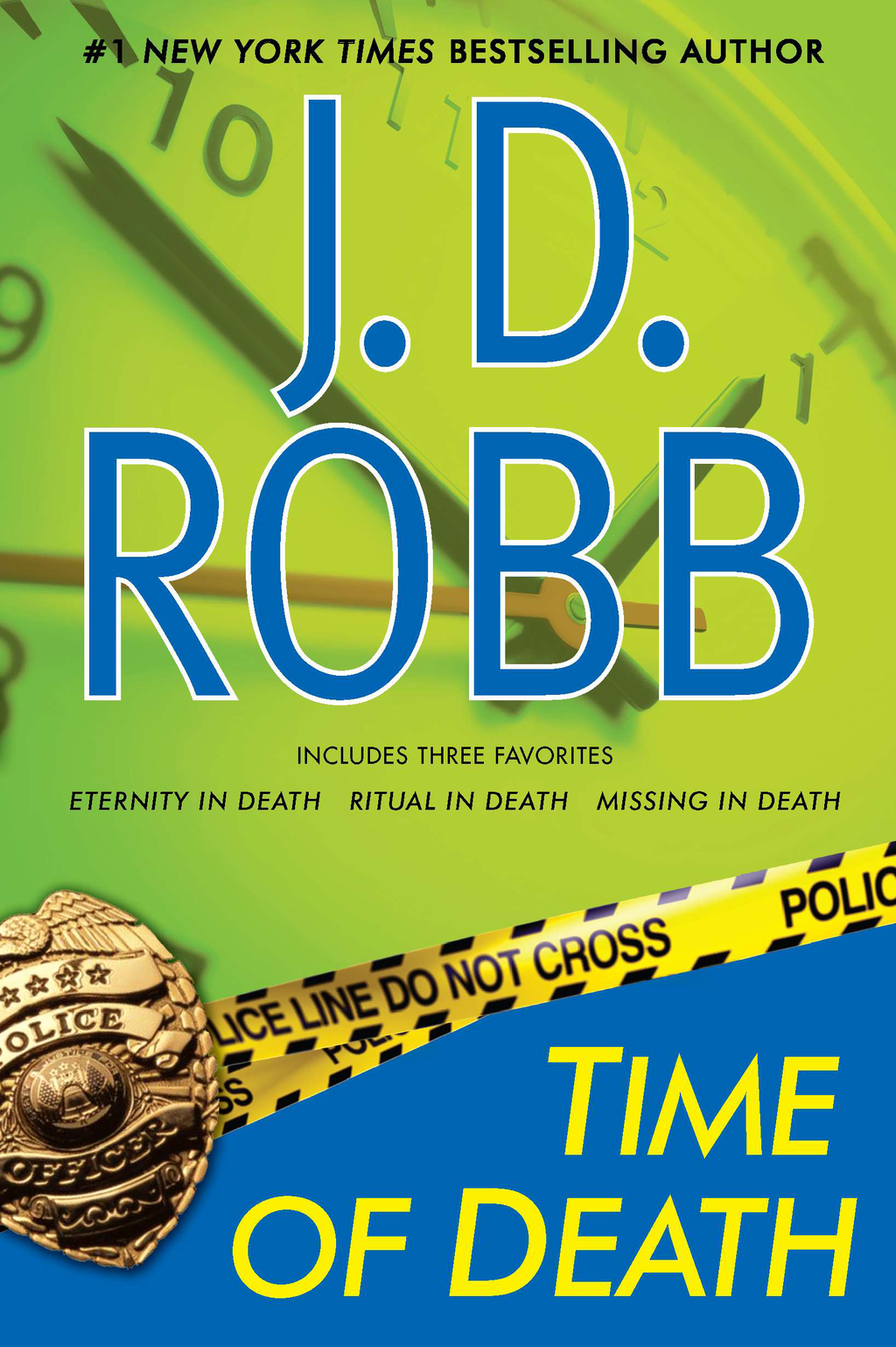 Time of Death By: J. D. Robb
