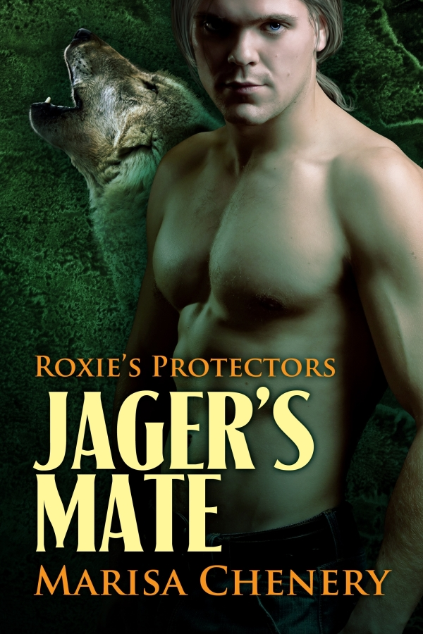 Jager's Mate By: Marisa Chenery