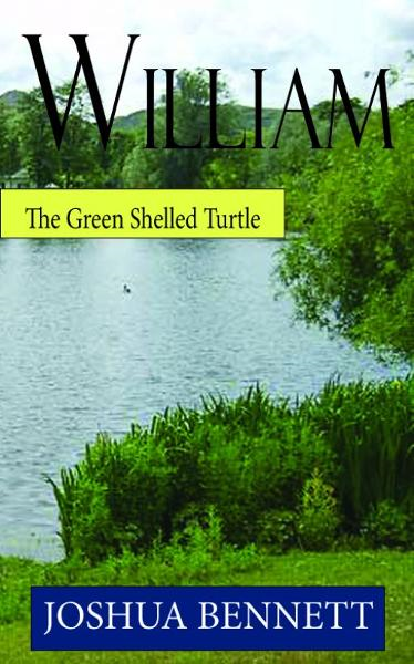 William the Green Shelled Turtle