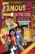 Picture of - Famous Five on the Case: Case File 9 The Case of the Defective Detective