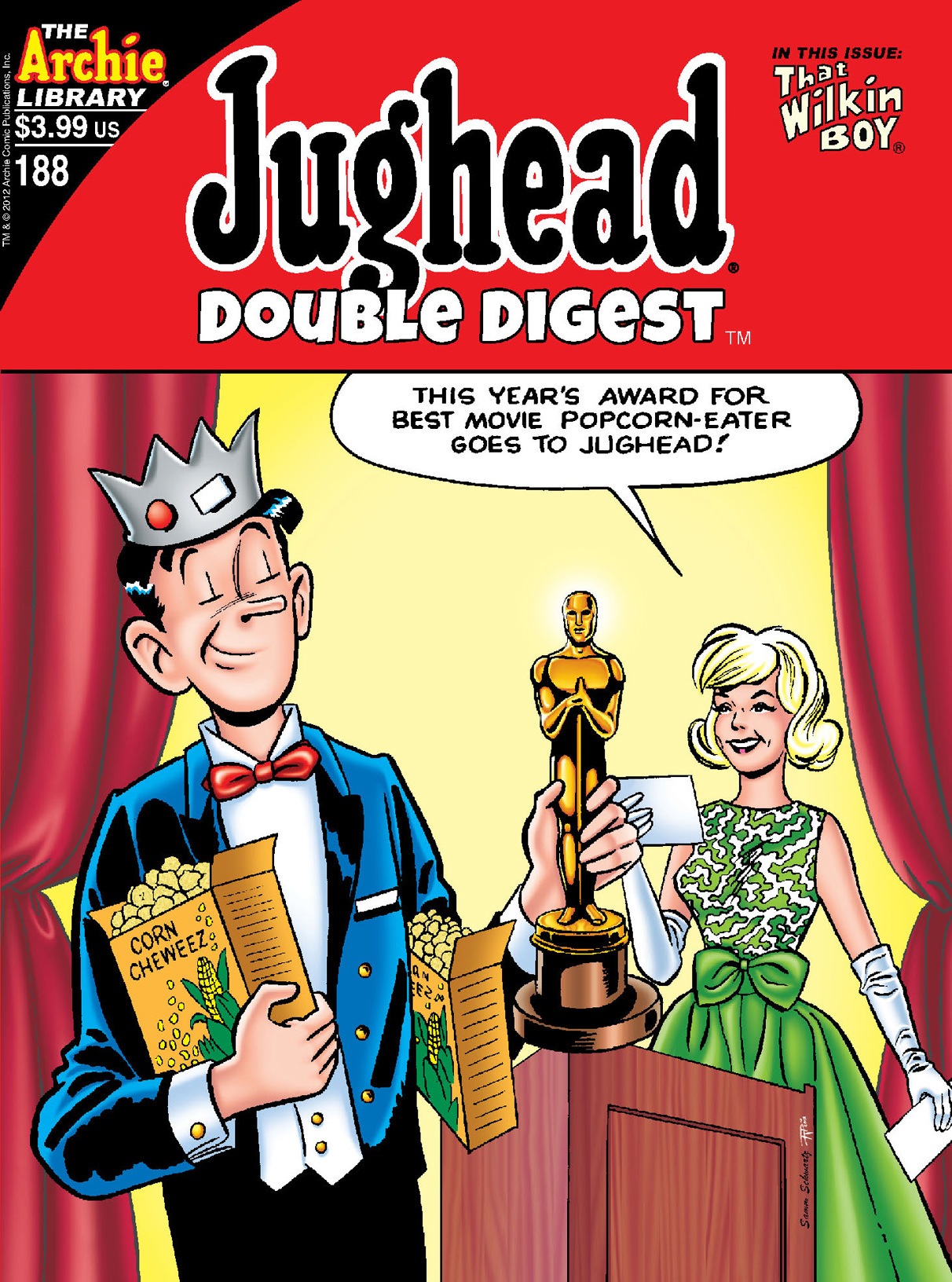 Jughead Double Digest #188 By: Various