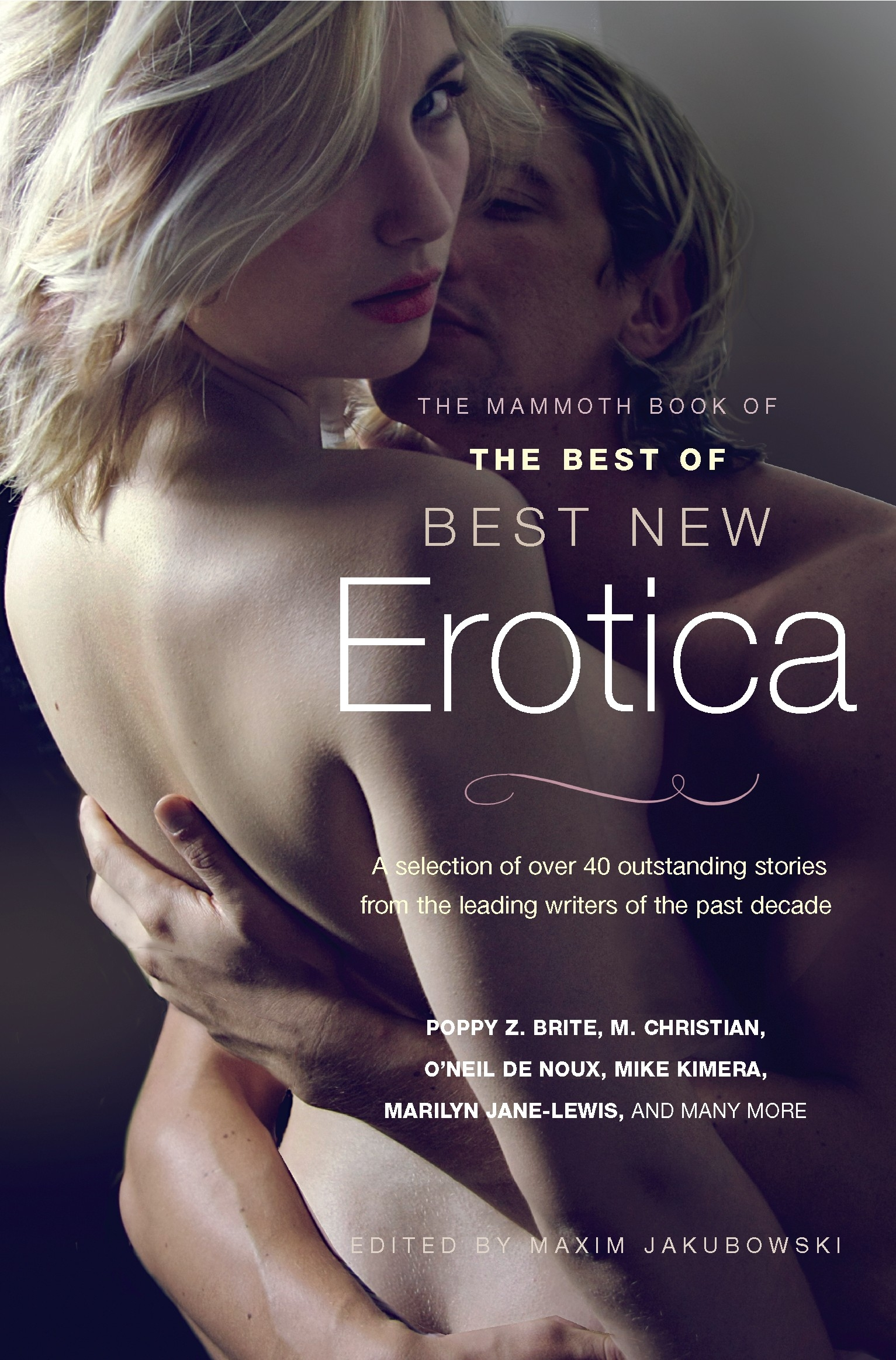 The Mammoth Book of the Best New Erotica