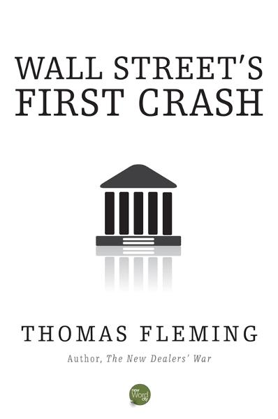 Wall Street's First Crash
