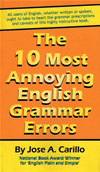 The 10 Most Annoying English Grammar Errors