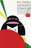download Modern Japanese Literature: From 1868 to the Present Day book