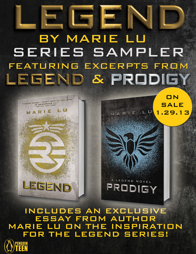 Legend Series sampler