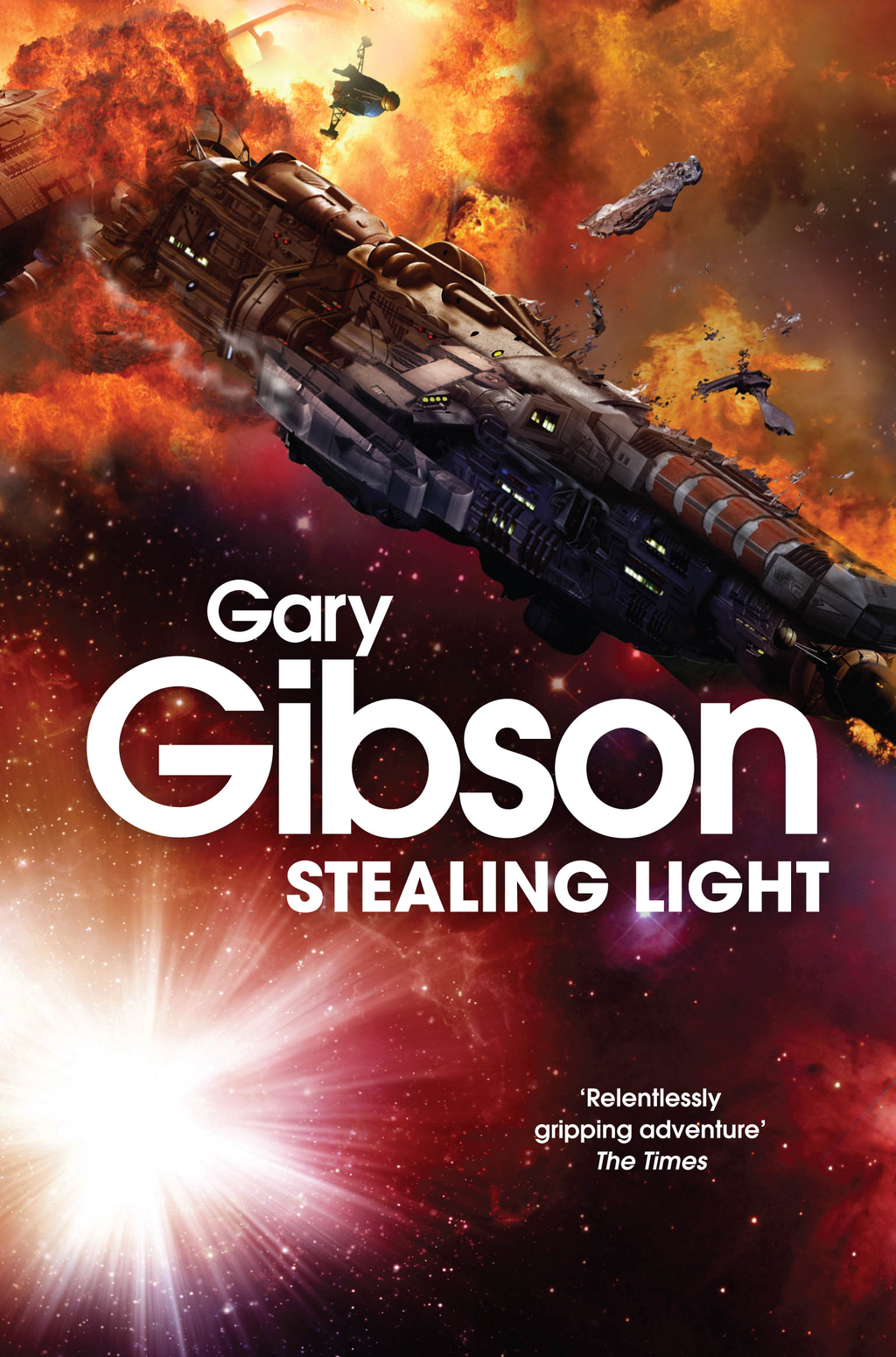 Stealing Light By: Gary Gibson