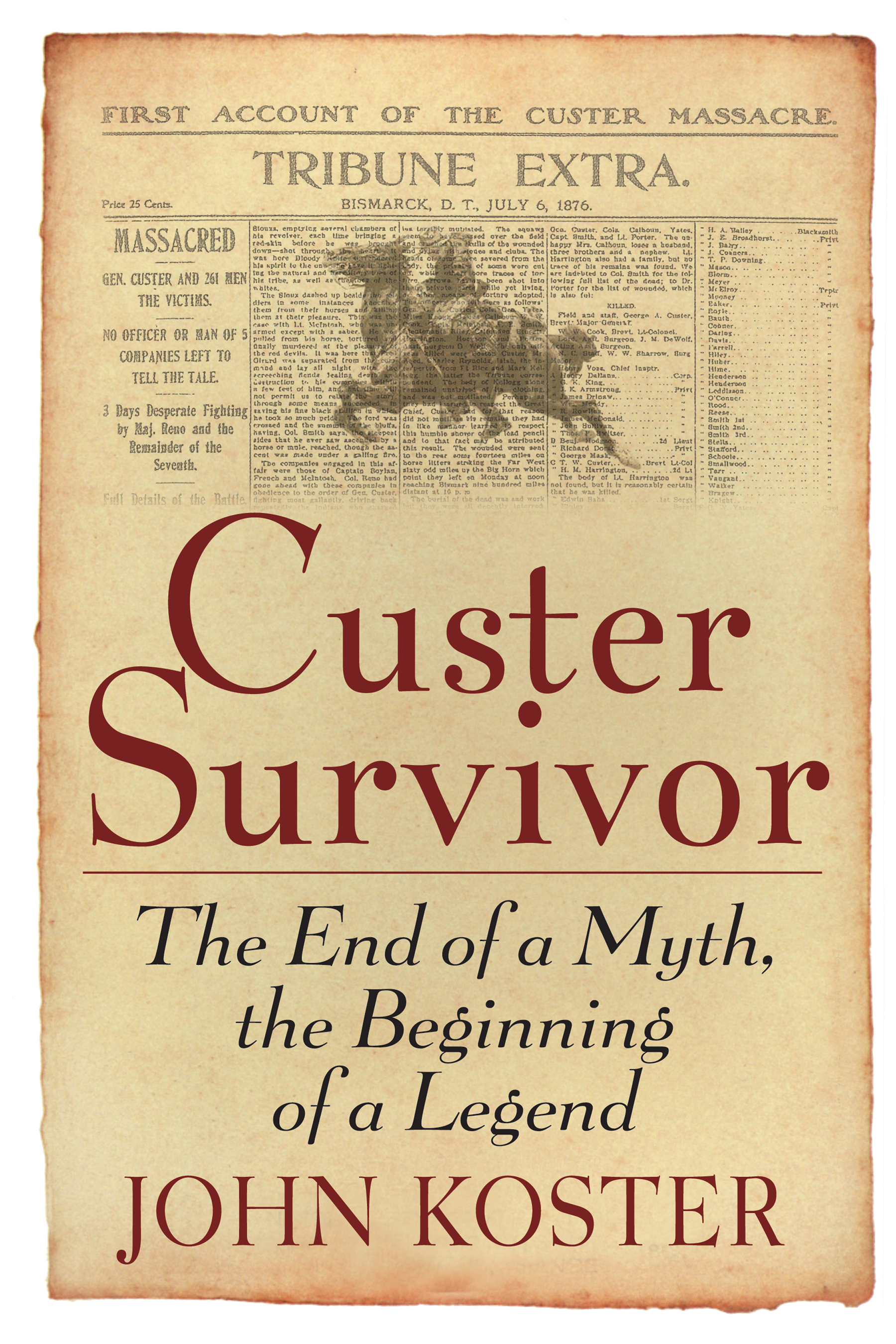 Custer Survivor