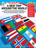 New Trip Around The World, Grades K - 5: Activities Across The Curriculum For Cuba, The United Kingdom, Afghanistan, Chile, Iraq