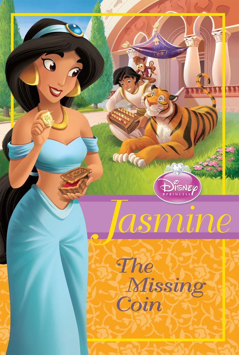 Jasmine: The Missing Coin By: Disney Press