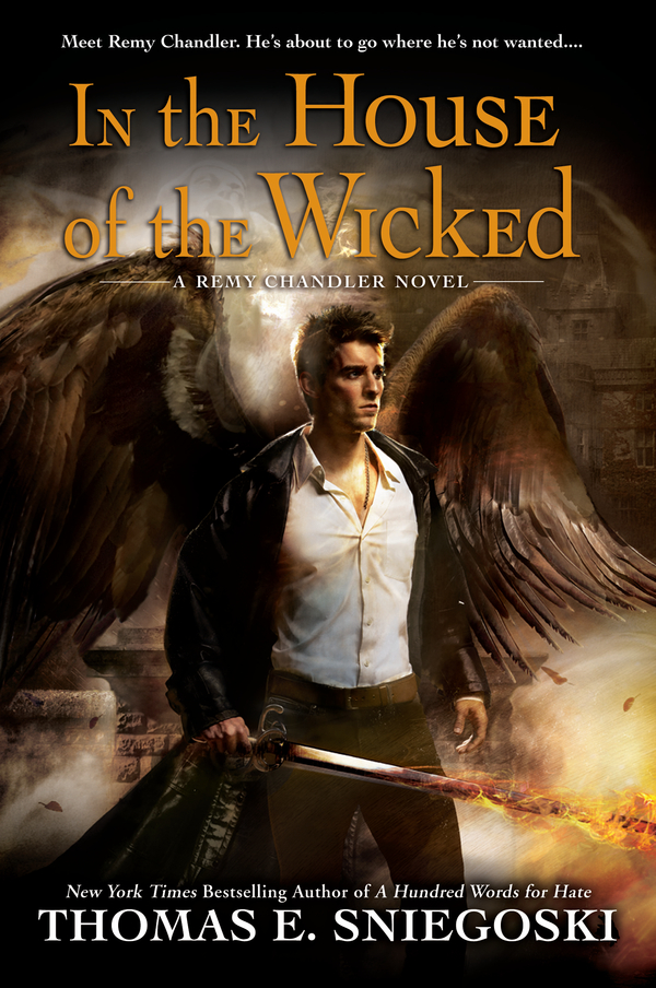 In the House of the Wicked By: Thomas E. Sniegoski