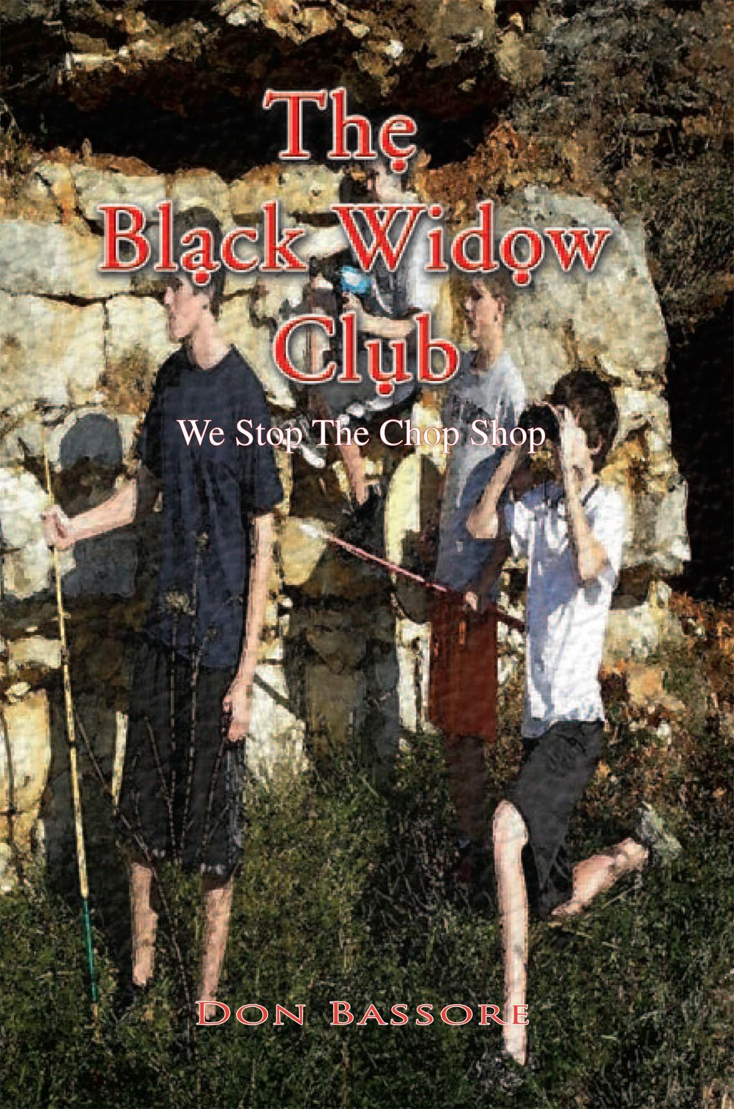The Black  Widow Club