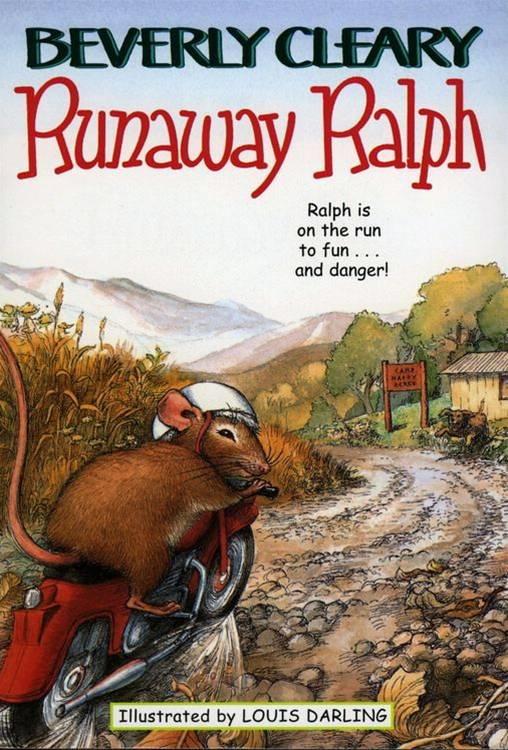 Runaway Ralph By: Beverly Cleary,Tracy Dockray