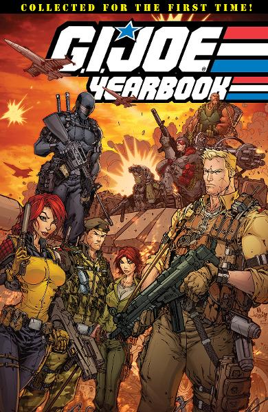 G.I. Joe: Classics - Yearbook