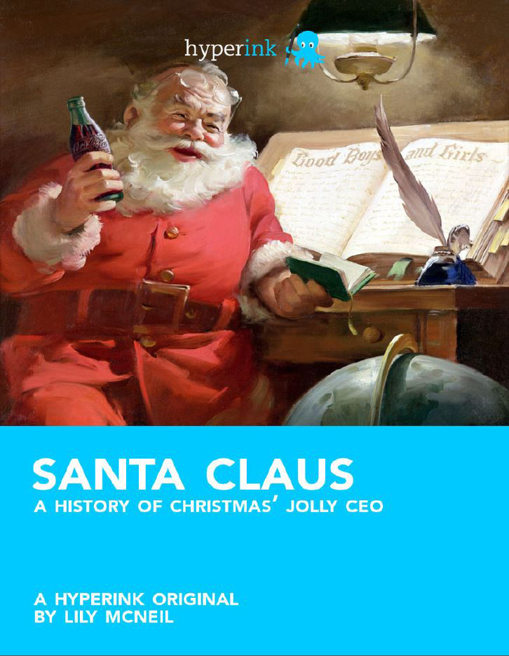 Santa Claus: A History of Christmas' Jolly CEO