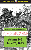 Punch Magazine, Volume 108, June 29 1895
