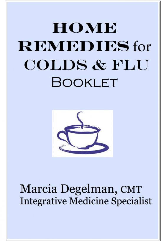 Home Remedies for Colds & Flu