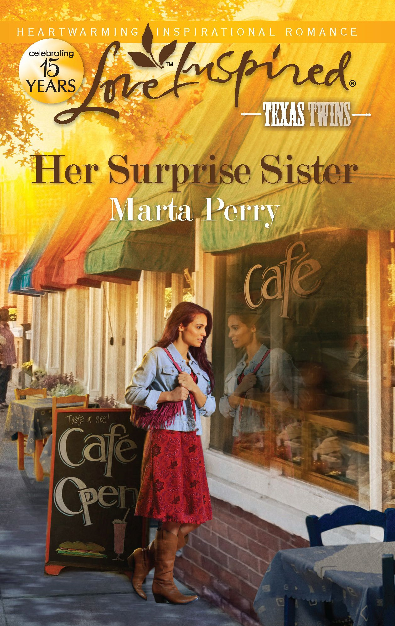 Her Surprise Sister By: Marta Perry
