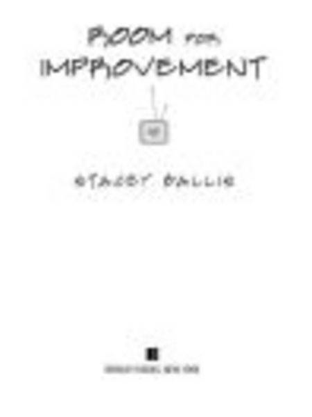 Room For Improvement By: Stacey Ballis