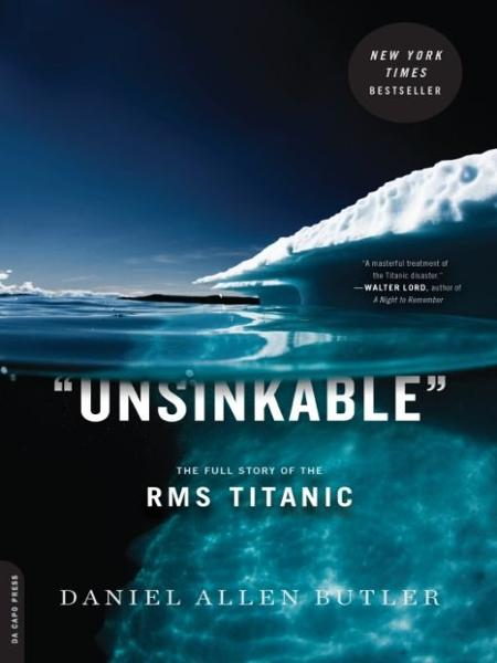 Unsinkable By: Daniel Allen Butler