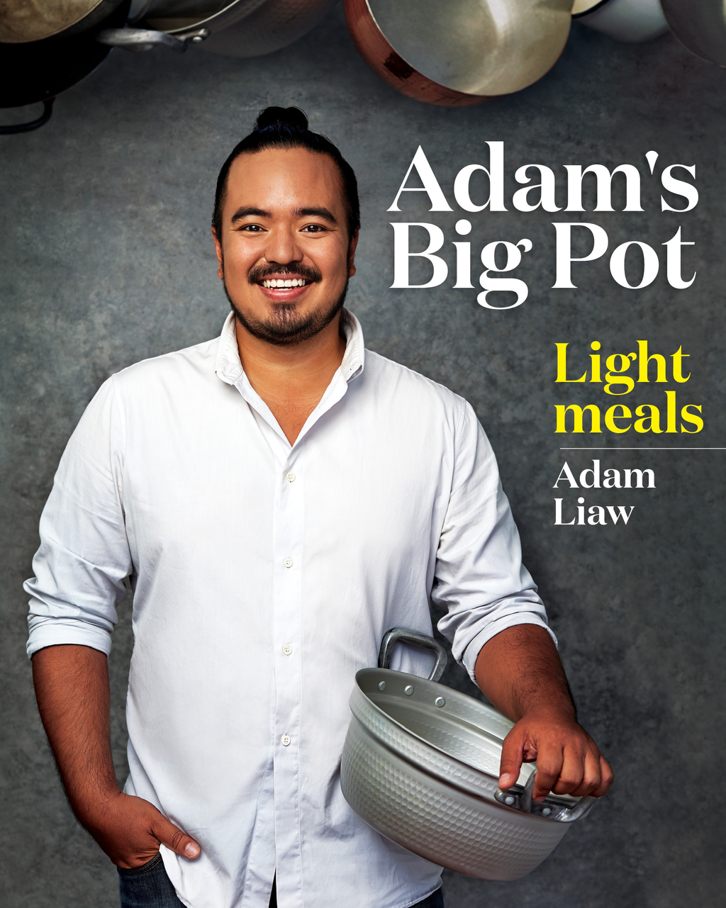 Adam's Big Pot Light Meals