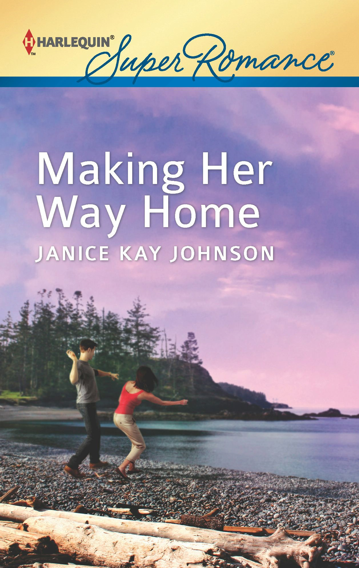 Making Her Way Home By: Janice Kay Johnson