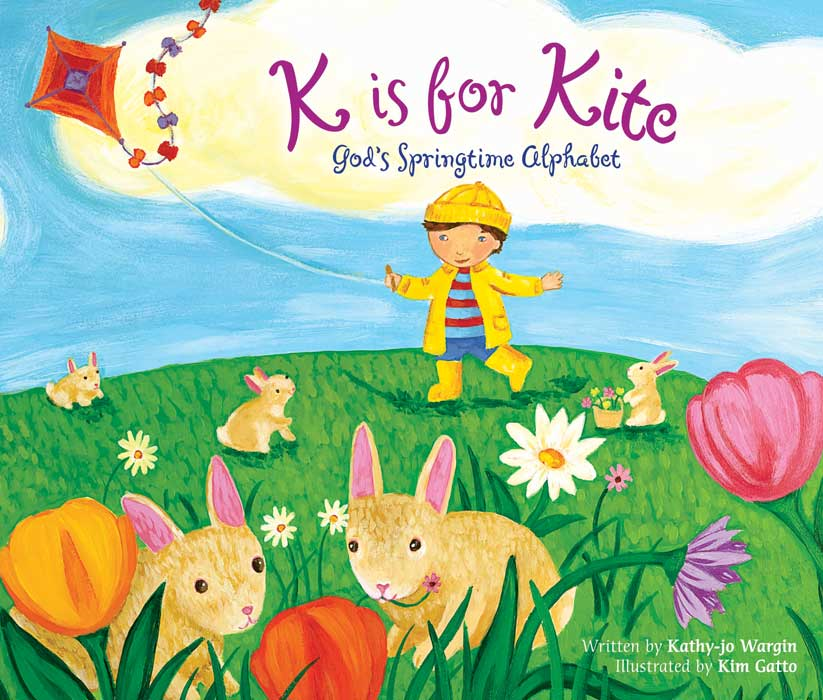 READ and HEAR edition: K Is for Kite