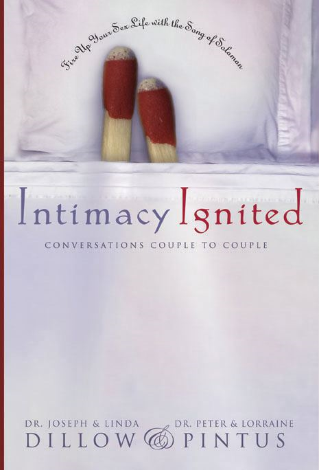 Intimacy Ignited By: Lorraine Pintus